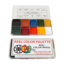 Reel Color Palette Reel Color Wheel