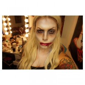 Zombie Queen - Halloween Makeup Kit