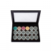 Z Palette Small Z Palette Travel Jars 8 Pack In Dome Palette