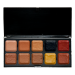 EUROPEAN BODY ART SKT DARK/ADJ PALETTE