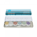 Kryolan AquaColor Palette Metallic