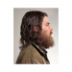 Stilazzi HD Mens Human Hair Lace Wig side