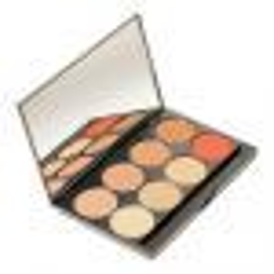 MUD Makeup Palettes Corrector