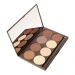 MUD Makeup Palettes Highlight & Shadow