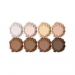 NYX Highlight & Contour Pro Palette Swatches
