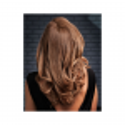 Stilazzi HD Womens Human Hair Lace Wig back 2