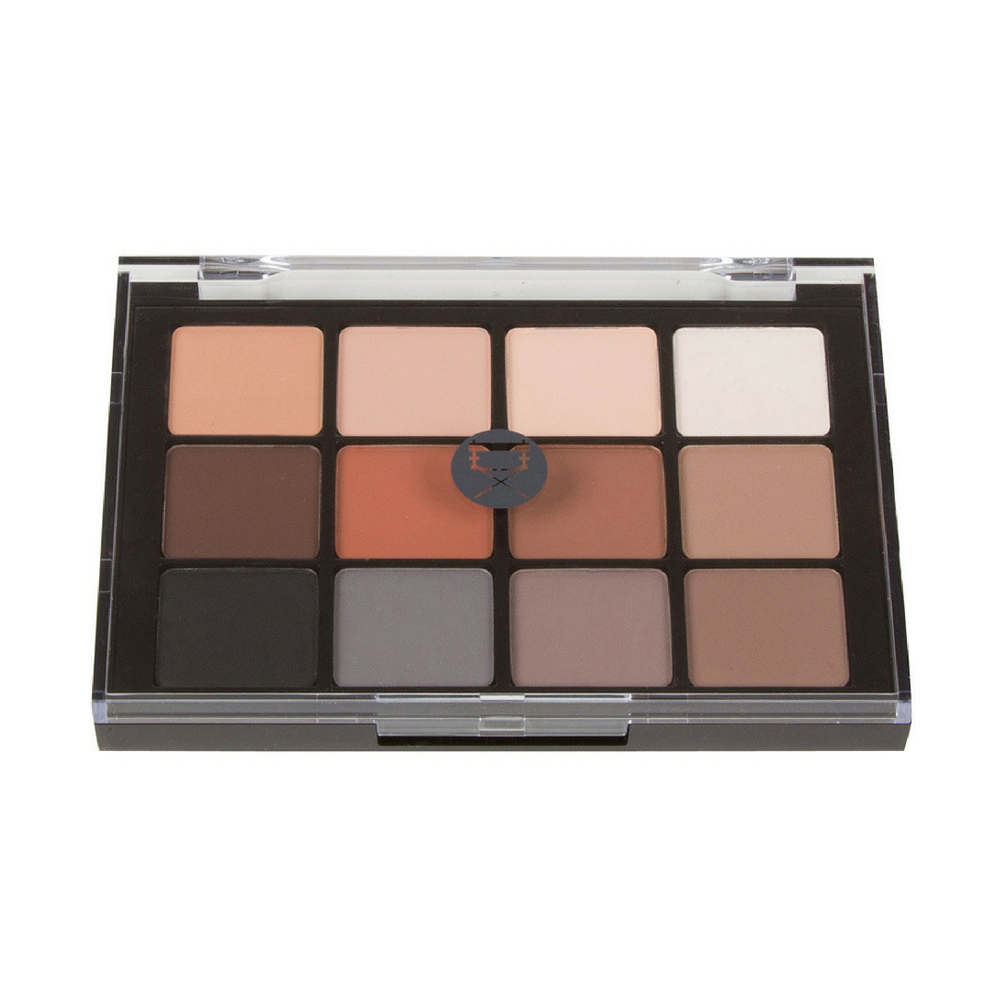 Viseart Eyeshadow Palette 01 Matte Frends Beauty Supply 06 Paris Nudes