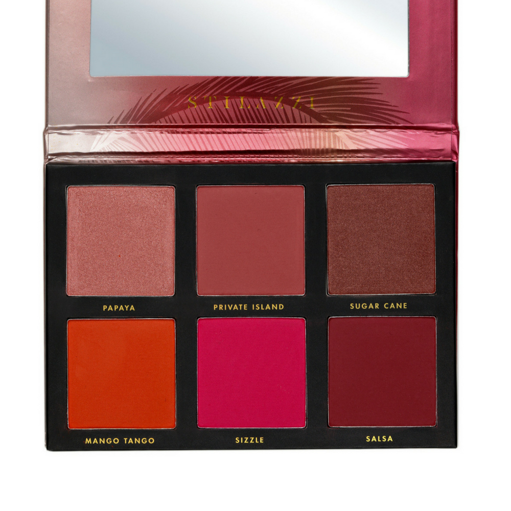 Stilazzi Barbados Blush Palette